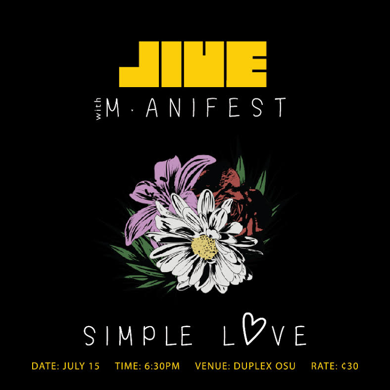 Jive with M.anifest