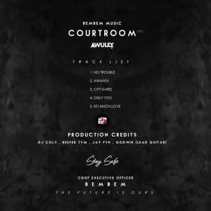 Tracklist_CourtRoom EP