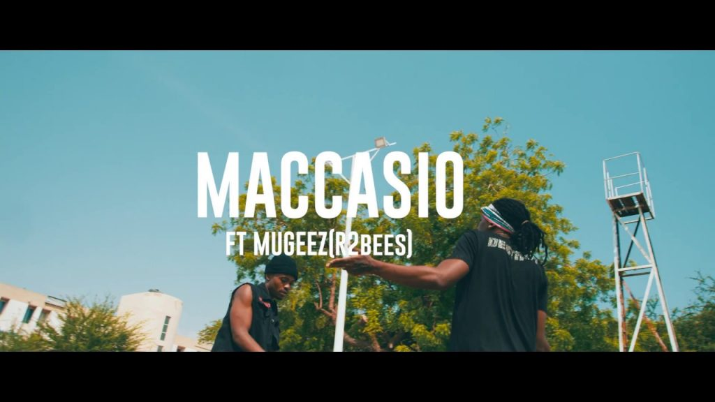 Maccasio - Dagomba Girl feat. Mugeez (R2Bees)