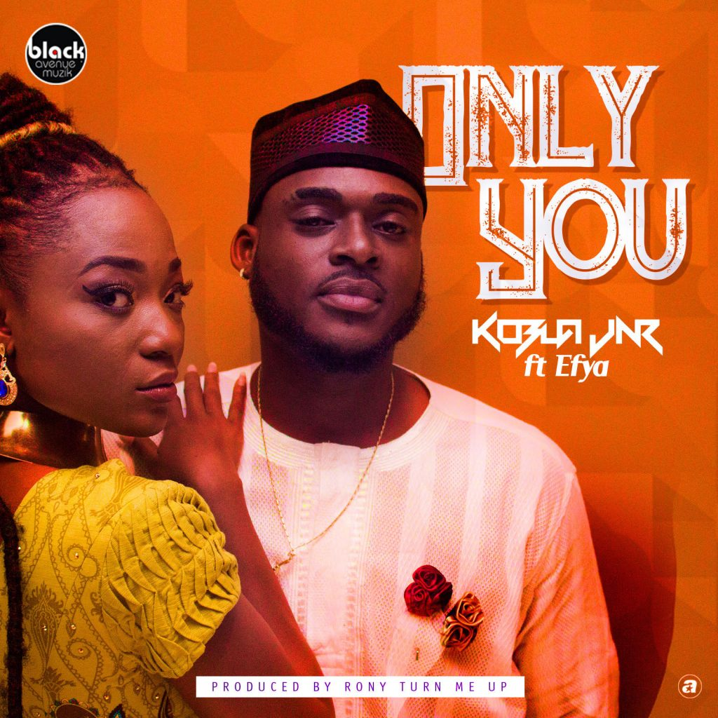Kobla Jnr - Only You Artwork